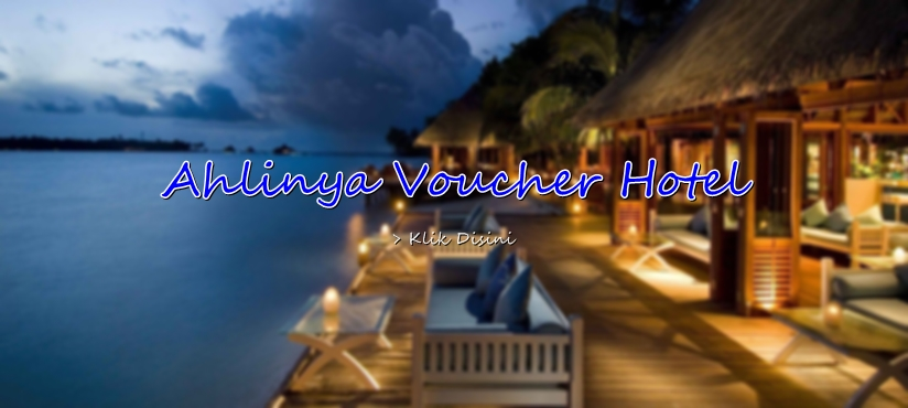 Travel Priok - Ahlinya Voucher Hotel Murah