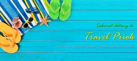 Travel Priok - Selamat Datang di Ahlinya Tiket