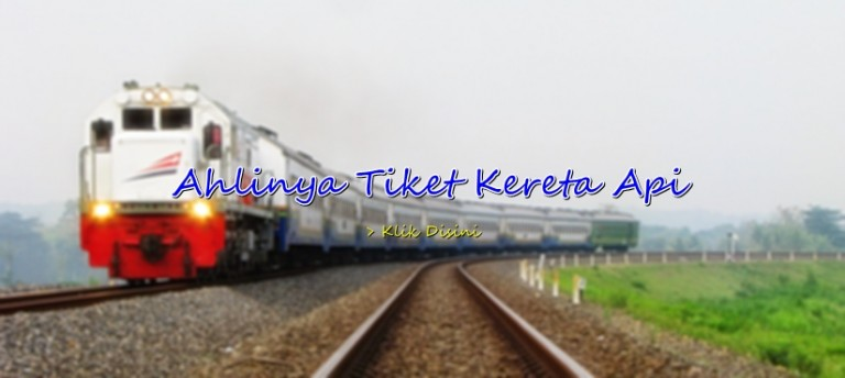 Travel Priok - Tiket Kereta-Api Banner